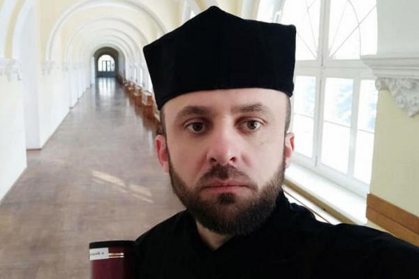 Мій священник – доктор богослов'я отець Юстиніан Городечний